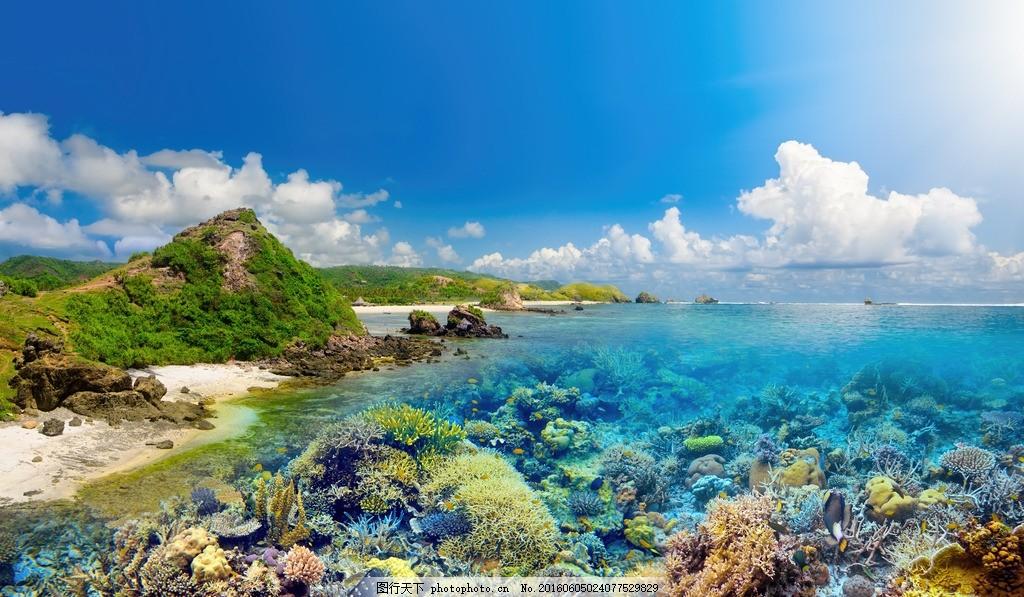 秦皇岛大海 唯美 风景 风光 旅行 自然 海滨 海边 海天一色