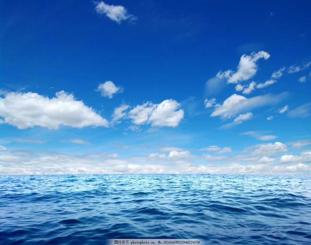 秦皇岛大海 唯美 风景 风光 旅行 自然 海景 蓝天 摄影 国内旅游