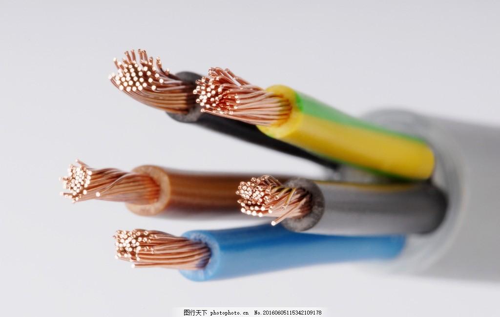 电缆 唯美 炫酷 生活 电线 生活电路 家庭电路 摄影 生活百科