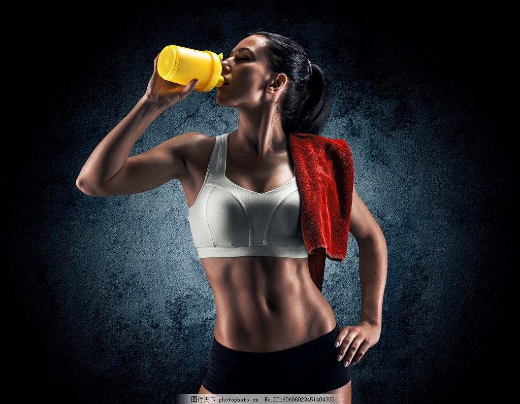 健身美女 健身 美女 锻炼美女 好身材 比基尼美女 比基尼 运动美女 运