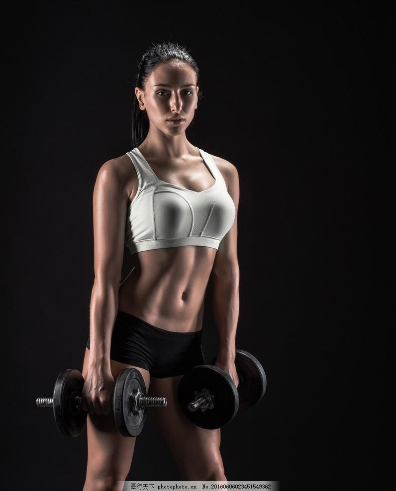 健身美女 健身 美女 锻炼美女 好身材 比基尼美女 比基尼 运动美女