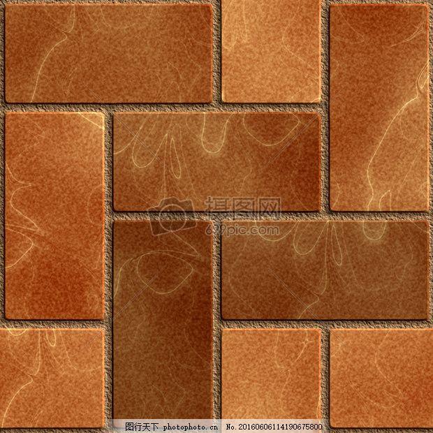 打旋,沙砖墙 纹理 砂浆 红色-图行天下图库