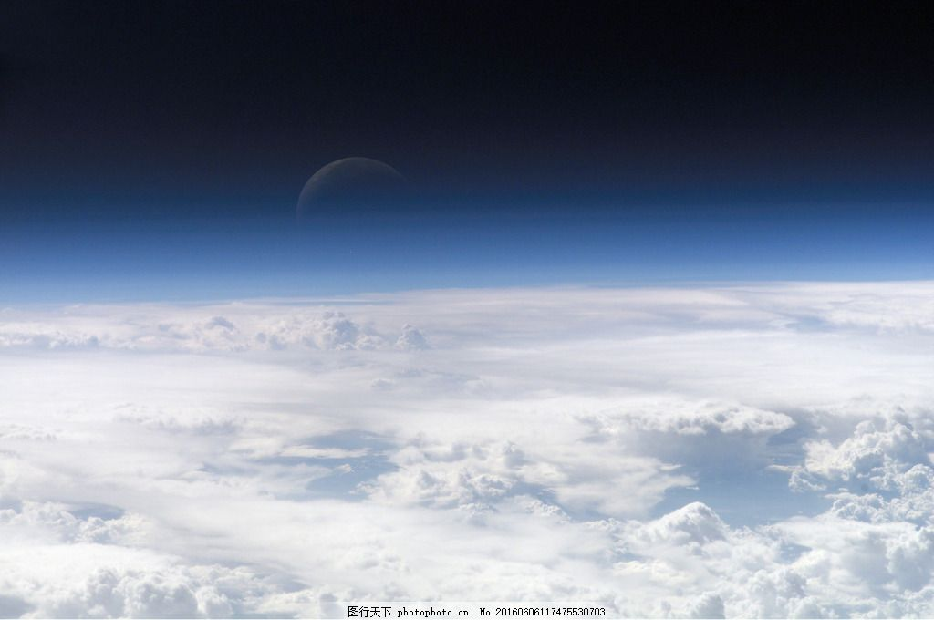 月球 氣氛 空間 太空 旅行