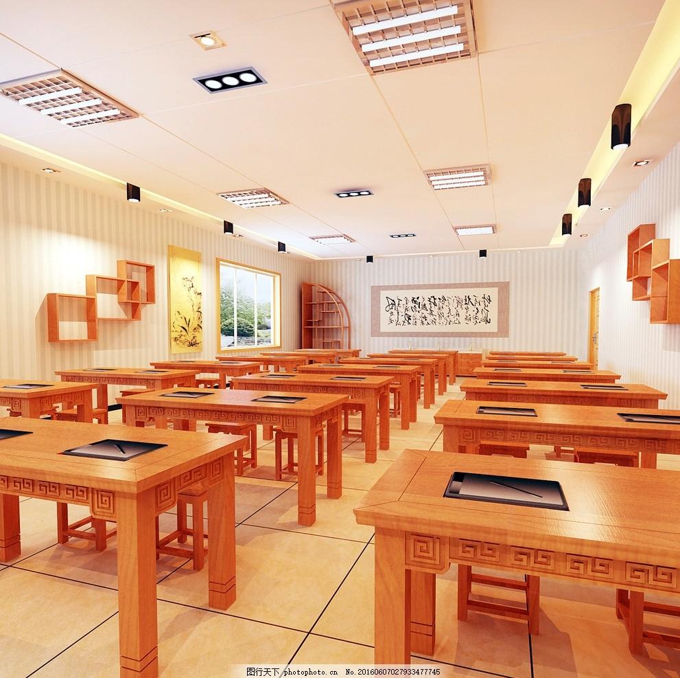 学校教室v学校可品牌设计一图片