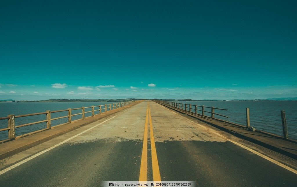 蓝天 白云 草地天空 公路 大海 大自然 摄影 自然景观 自然风景 240
