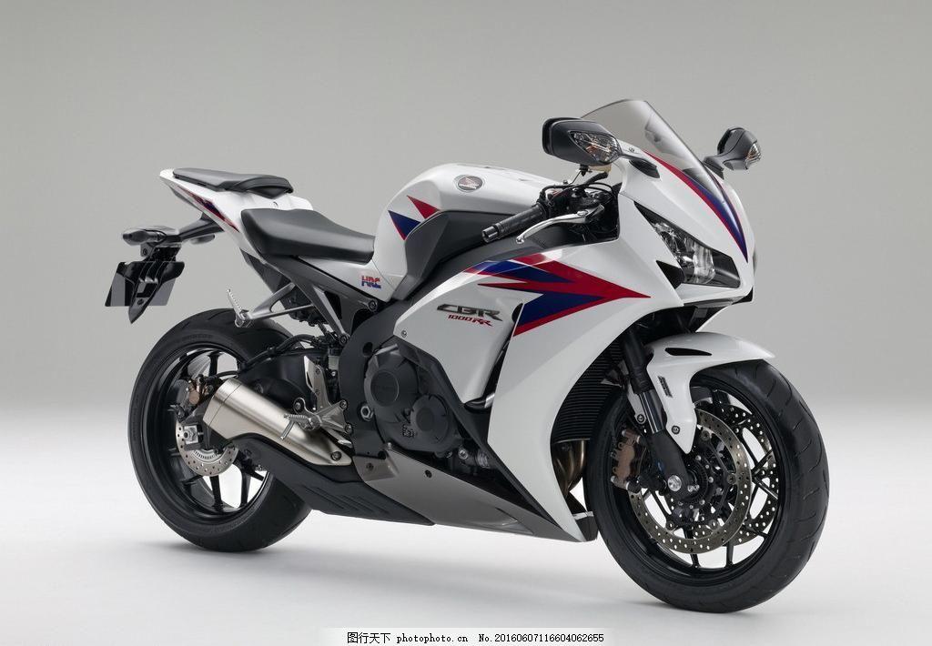 炫酷本田摩托车图片