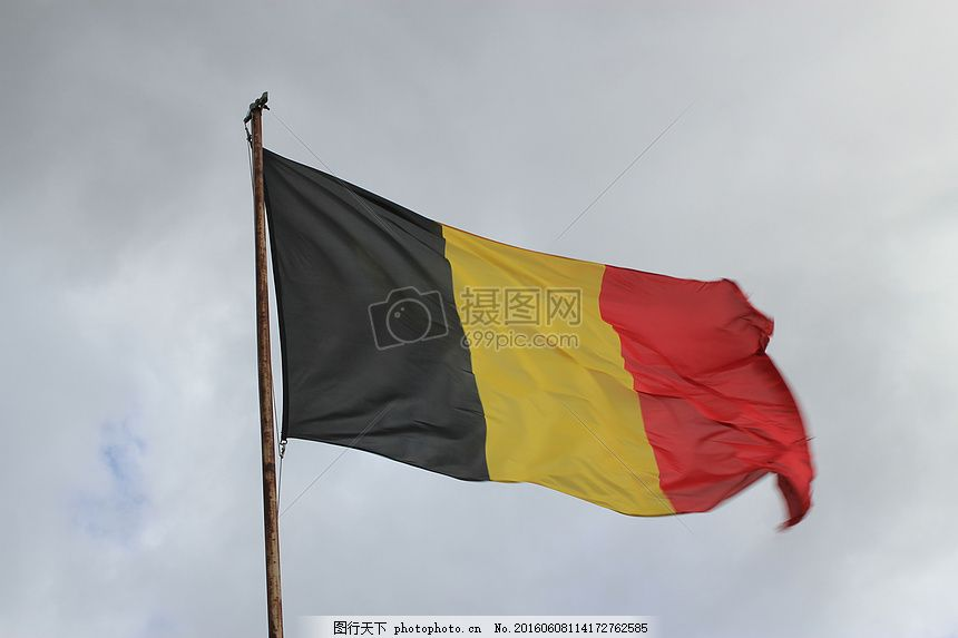 比利时的国旗