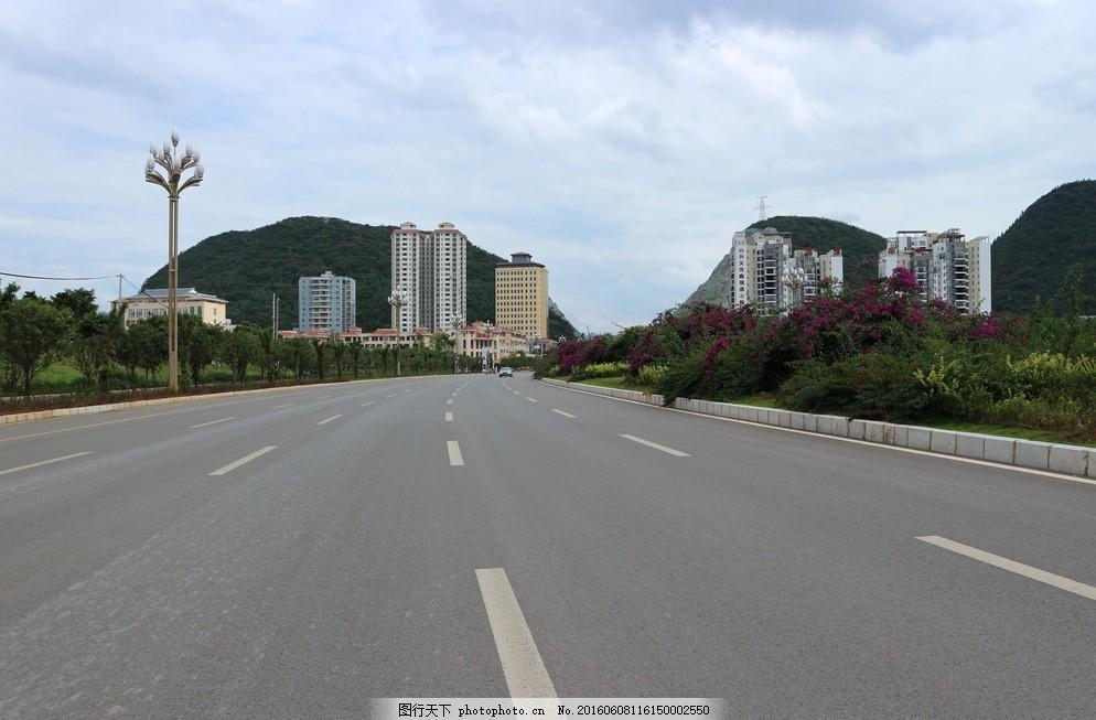 兴义环城路图片