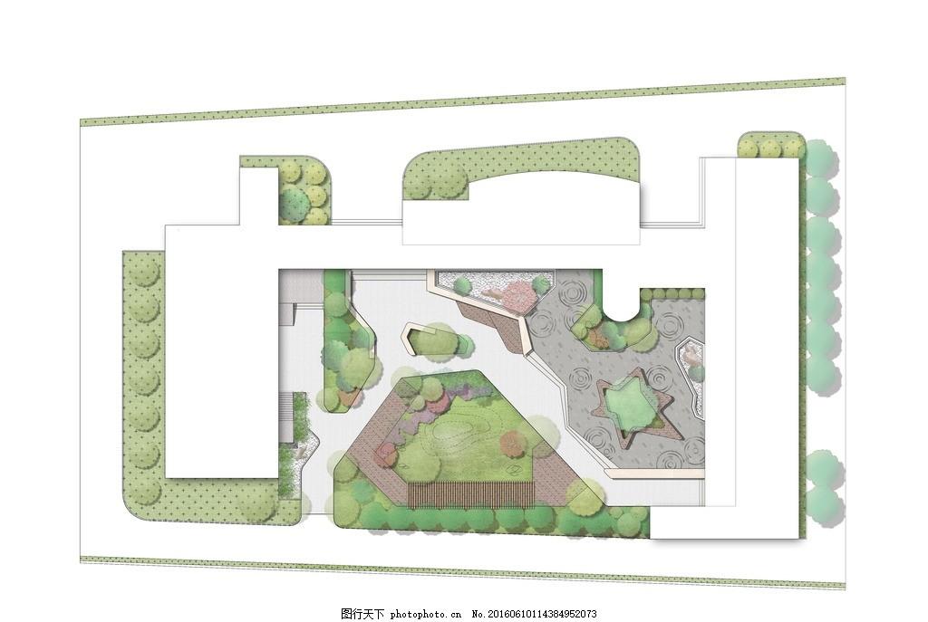 彩屏图 景观 园林 公园 彩屏图 设计 景观 园林 设计 环境设计