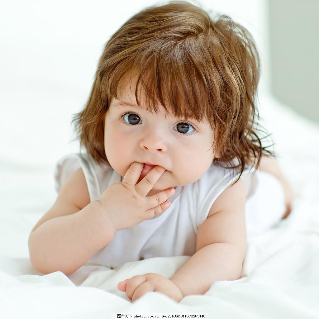 可爱小女孩图片素材下载 萌宝宝 萌娃 儿童 小孩子 小女孩