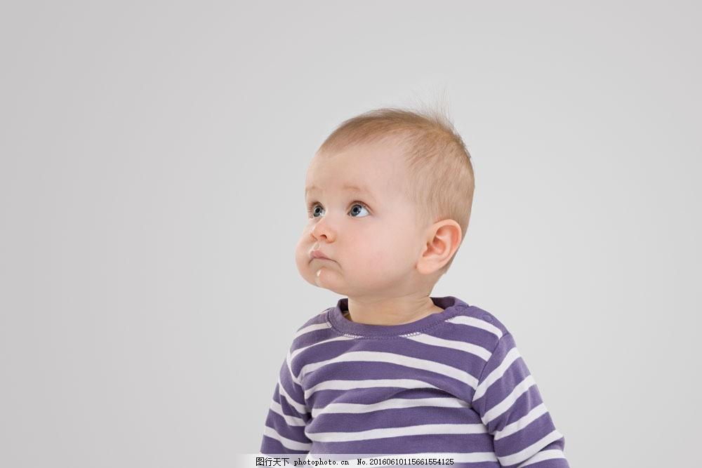 漂亮男婴 漂亮男婴图片素材 宝贝 注视 大眼睛 可爱 婴儿 欧美