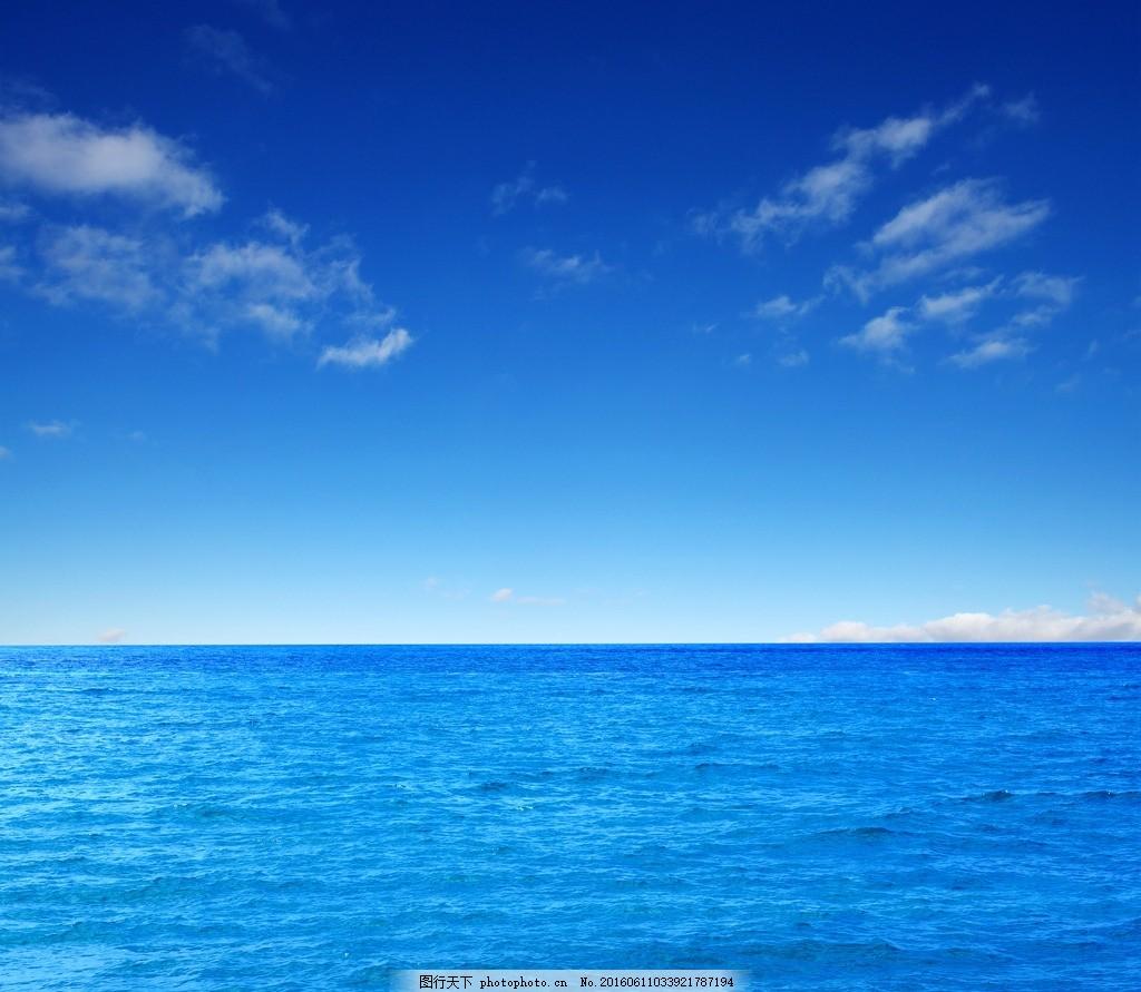 秦皇岛大海 唯美 风景 风光 旅行 自然 海面 海景 海洋 蓝天