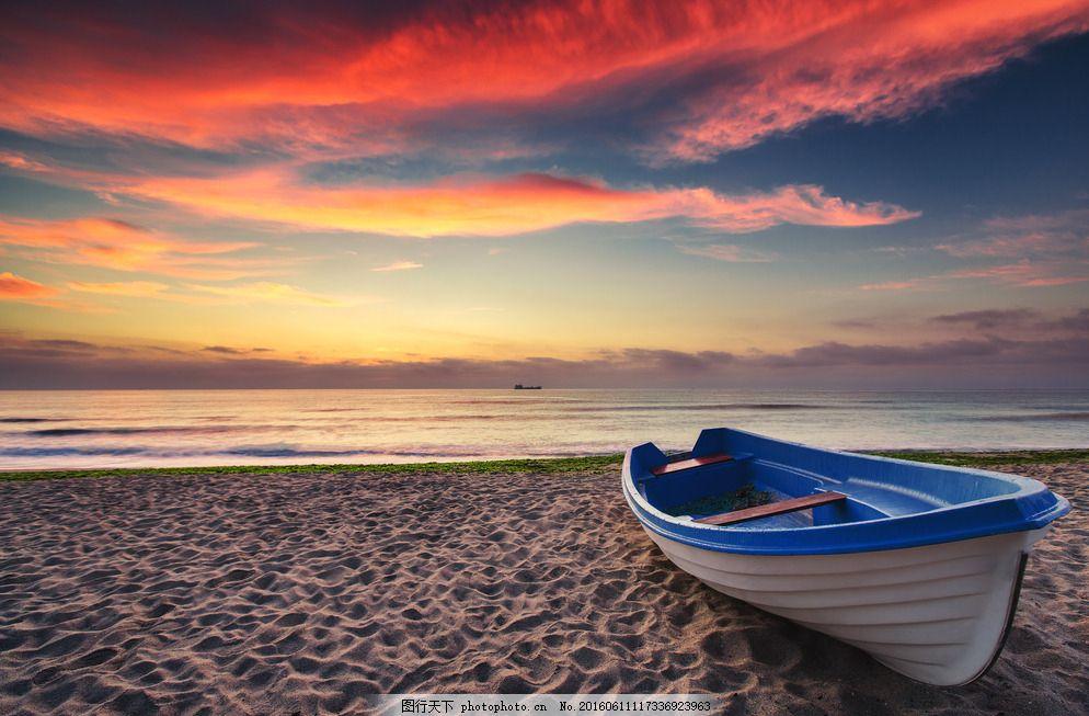 秦皇岛大海 唯美 风景 风光 旅行 自然 海景 夕阳 落日 日落