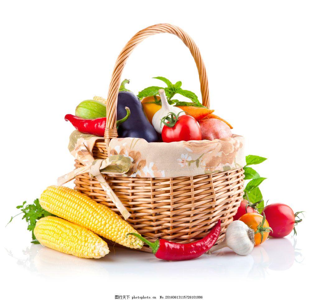 蔬菜篮子图片