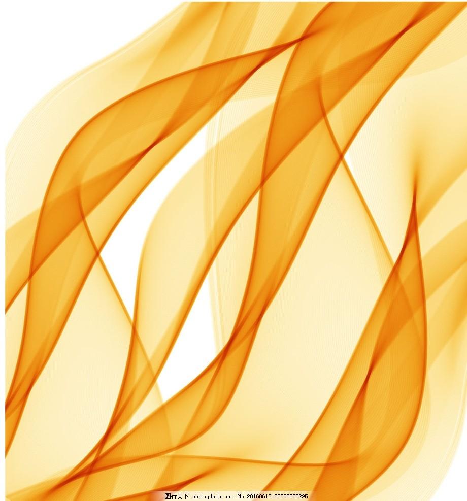 线条 曲线 波浪线 文本背景 手绘线条 不规则线条 抽象 几何 曲线背景