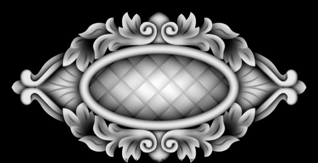 椭圆形面包欧式门上洋花贴花 浮雕图设计 洋花门上花 镂空洋花 扬花