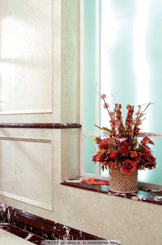 陶瓷 瓷砖 薄板 素材 设计窗台 豪华 欧式 陶瓷图片艺术 摄影 建筑