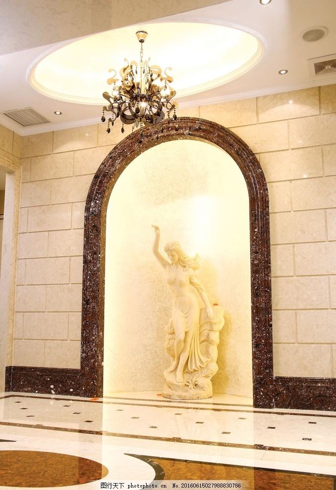 瓷砖 薄板 素材 设计 造型墙 豪华 欧式 陶瓷图片艺术 摄影 建筑园林