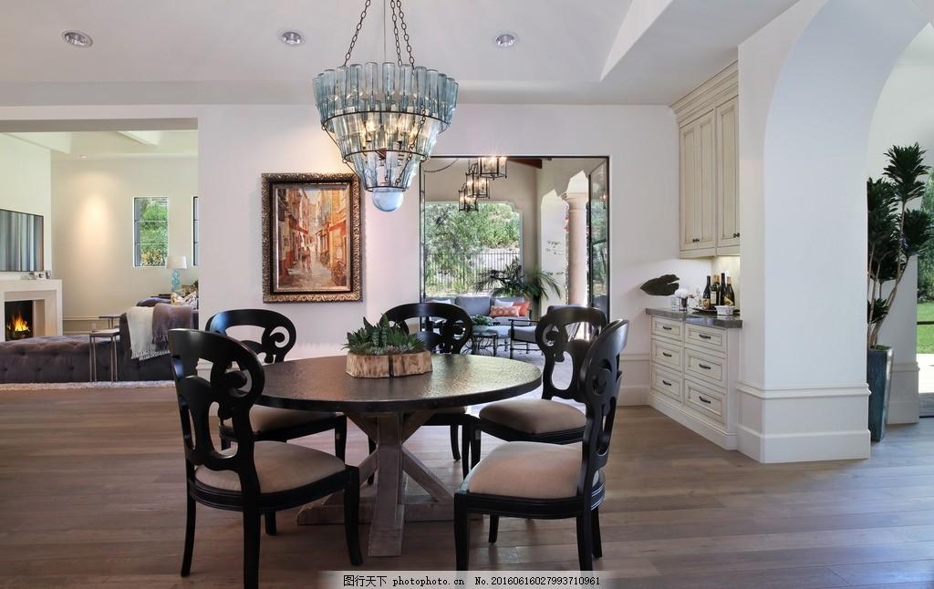 西式西餐 欧式餐厅 餐厅设计 室内设计 西餐厅 餐厅室内 桌子 椅子 餐