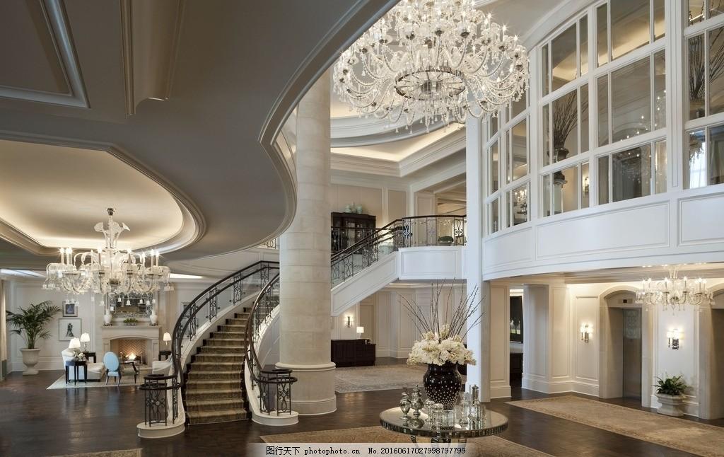 楼梯设计 欧式楼梯 红木楼梯 实木楼梯 木制楼梯 木质楼梯 古典楼梯