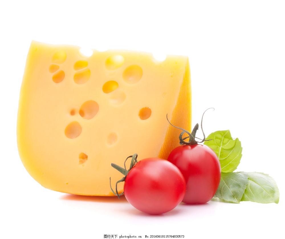 番茄与奶酪 番茄与奶酪图片素材 西红柿 美食 食物 食材 外国美食