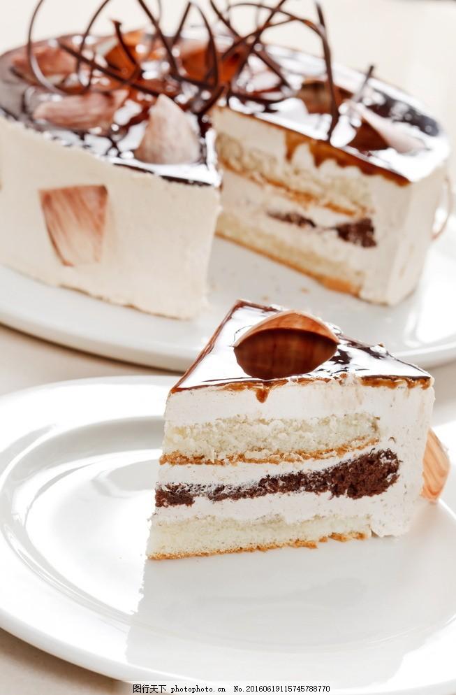 欧式生日蛋糕图片