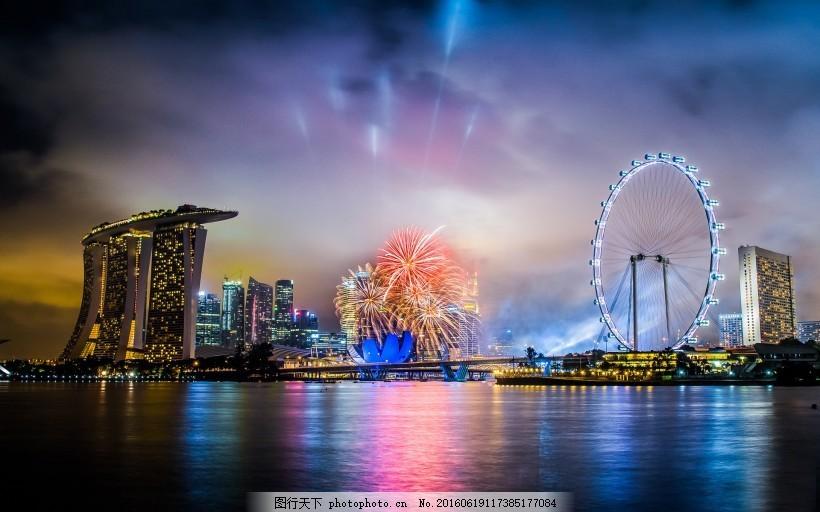 新加坡城市风景