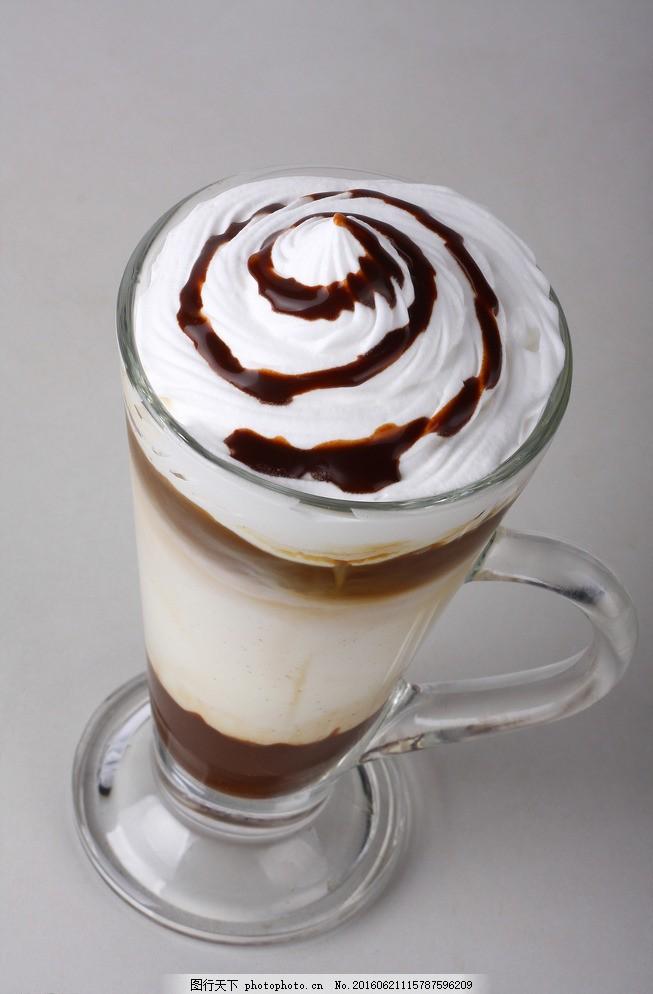 冰摩卡咖啡图片