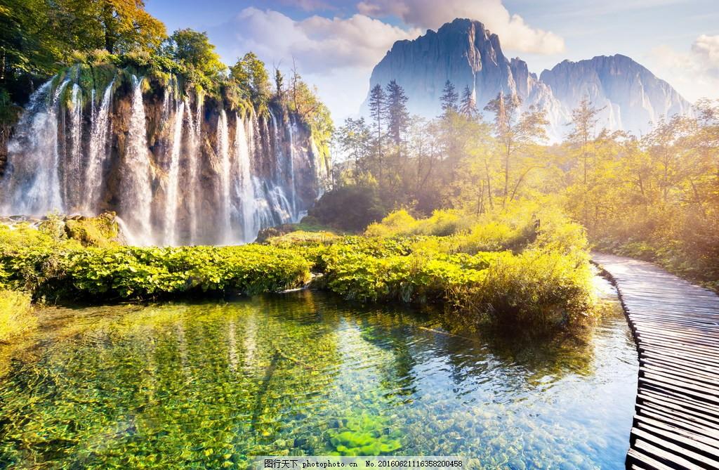 山水风景图片,山水风景高清图片下载 唯美意境 山峰