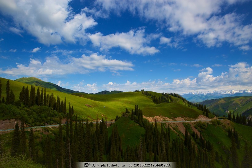 新疆伊犁哹n�f�x�_新疆伊犁风景