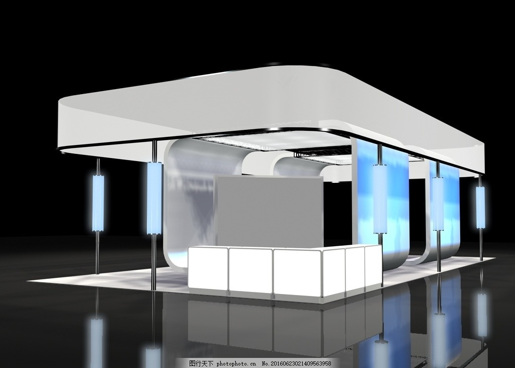 展台 展览 展厅设计图片