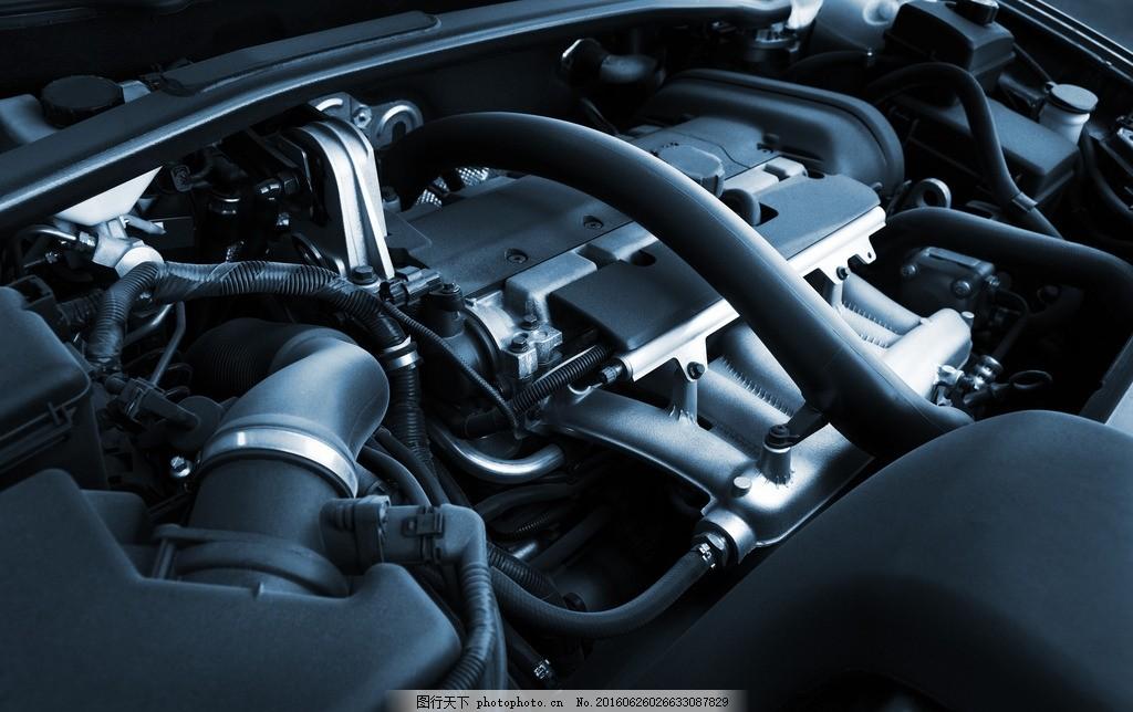 唯美 炫酷 发动机 机械 汽车发动机 汽车原件 工业生产 工业发动机