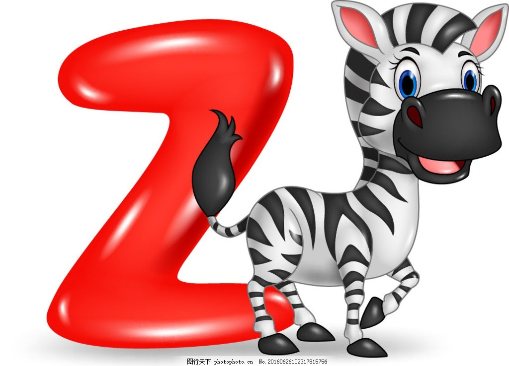 字母标识 拼音 创意字母 字母 英文 英文字母 26个字母 立体字母 卡通