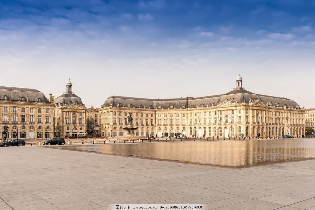 欧美建筑风景图片