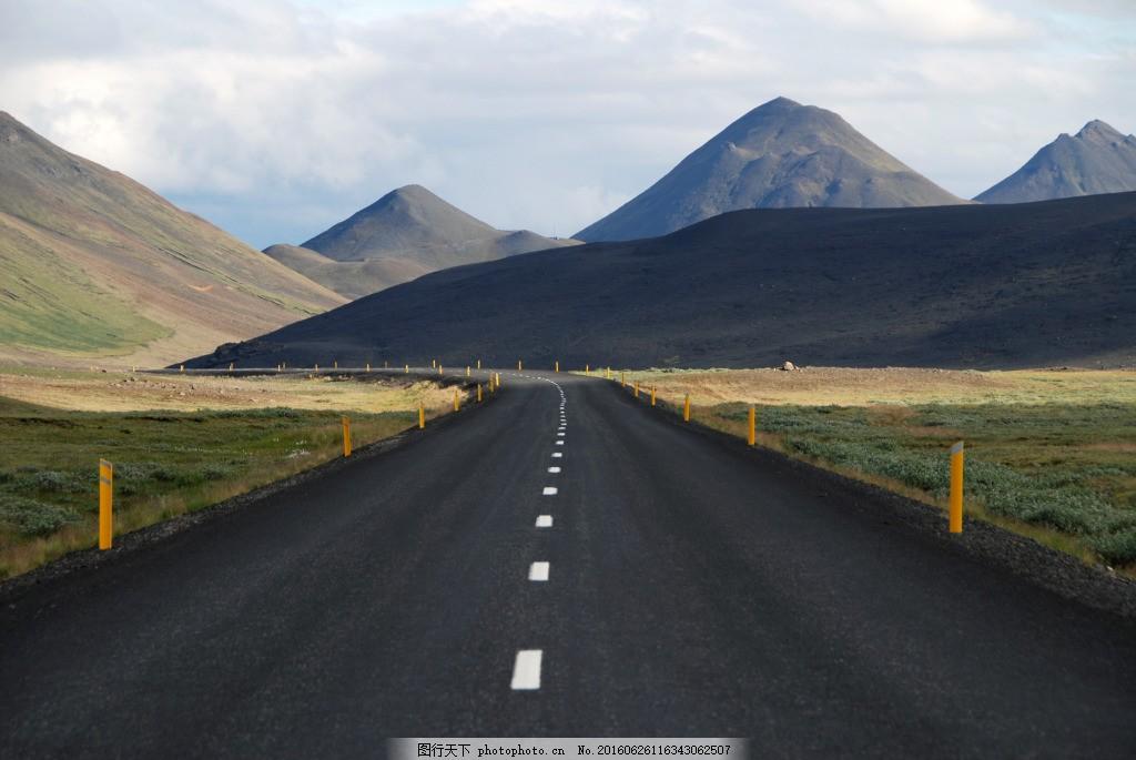 设计图库 高清素材 自然风景  道路马路高清 道路 马路 公路 高清图片