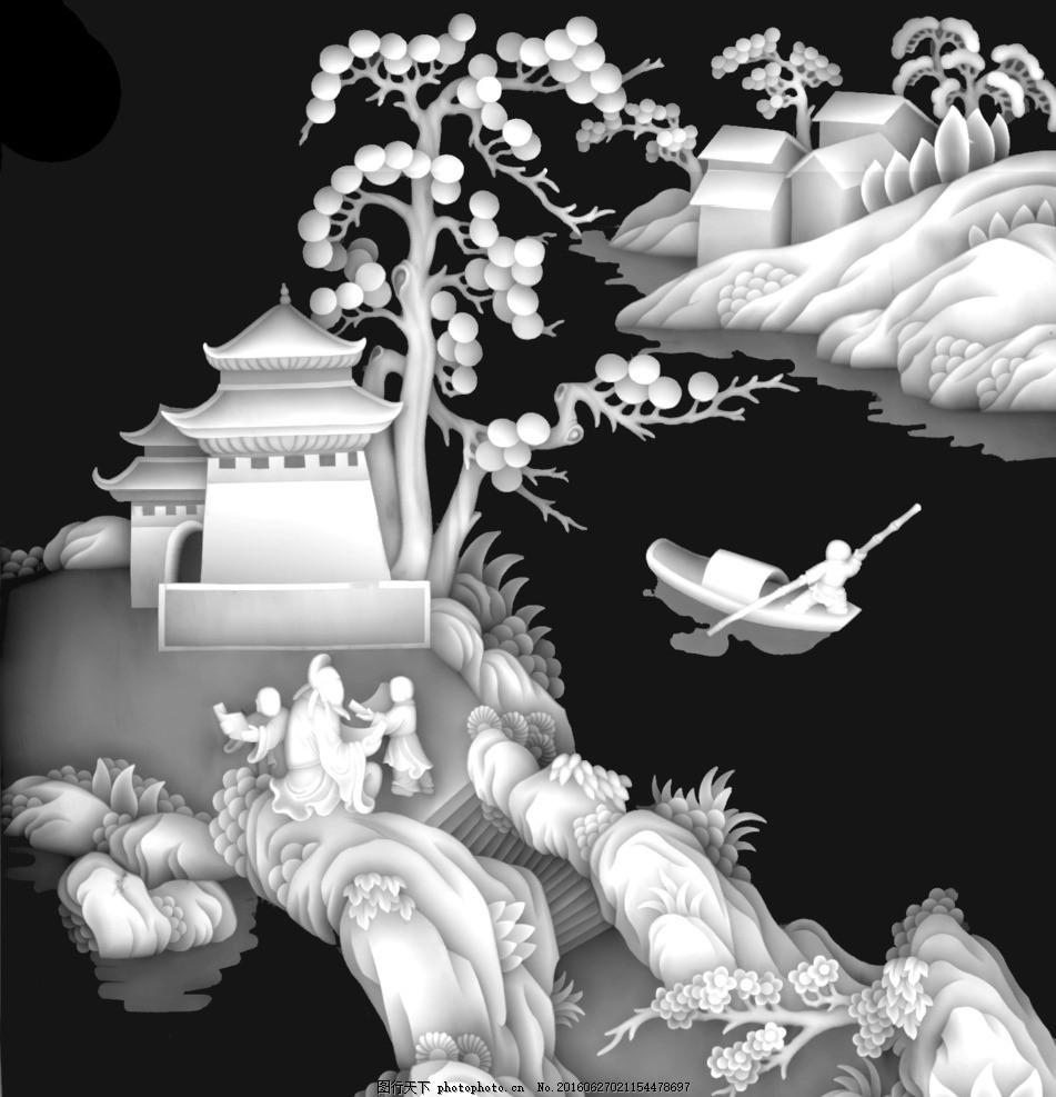 佛像观音 大门贴花 欧式门 花 欧式木门贴花 镜框精雕图 砂岩浮雕图