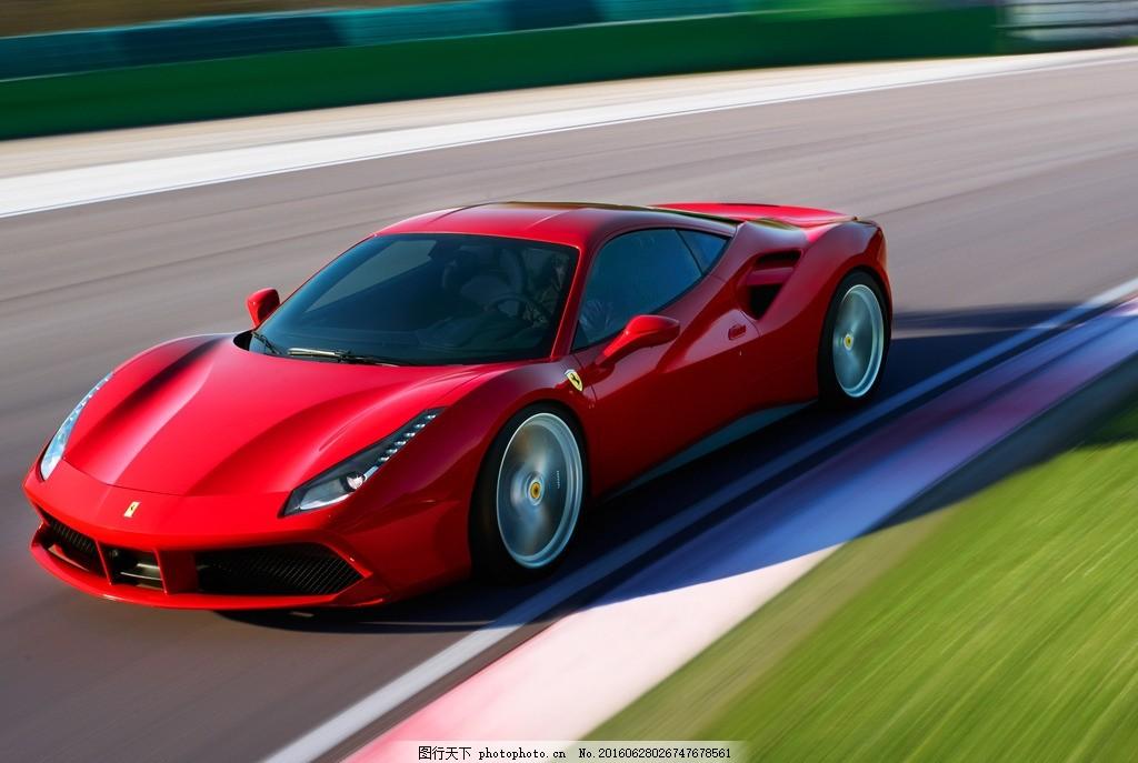 我想了解一下法拉利跑车的性能