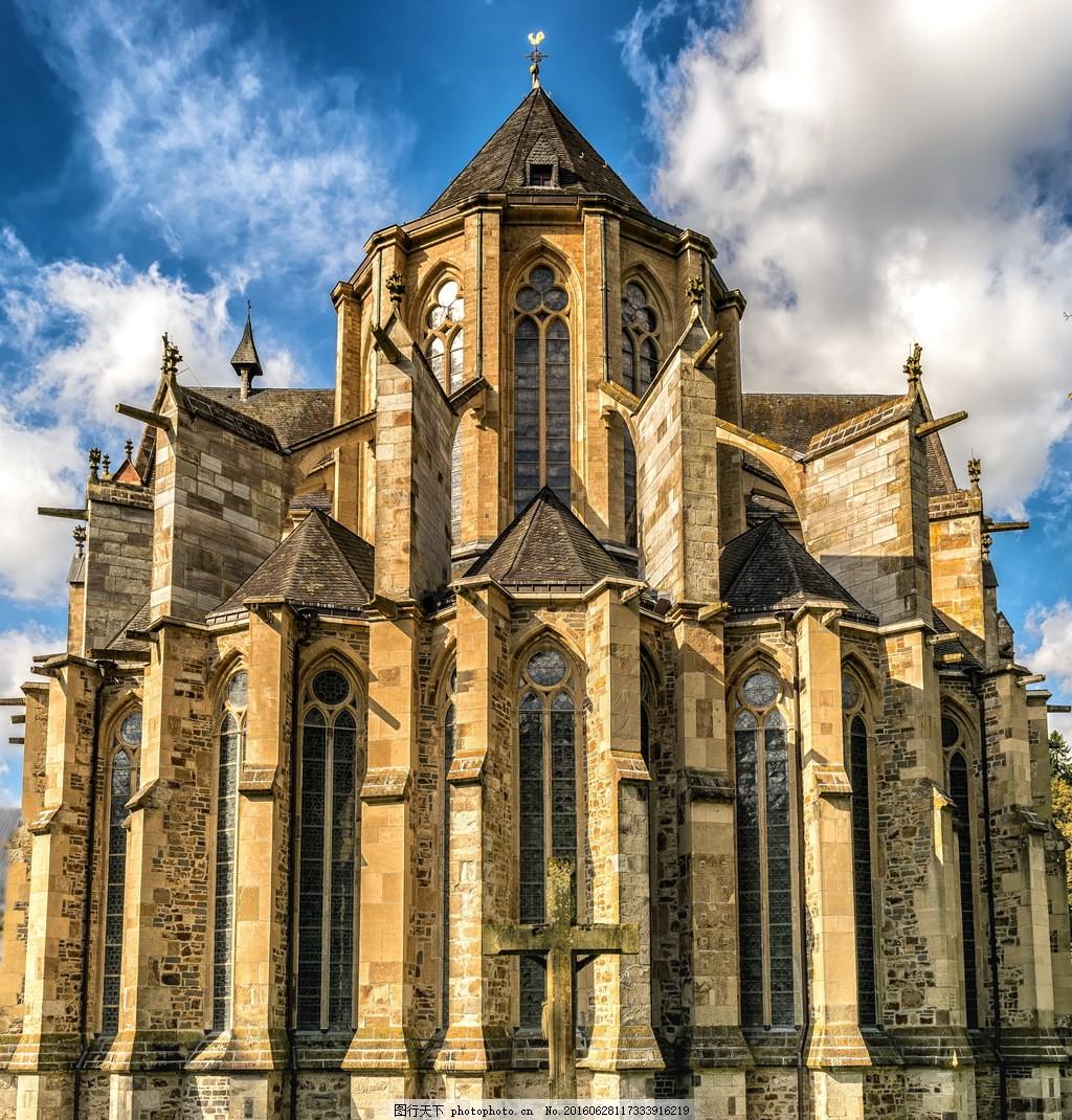 古典大教堂 古典教堂图片 古典教堂 欧式教堂 大教堂图片 基督教堂 大