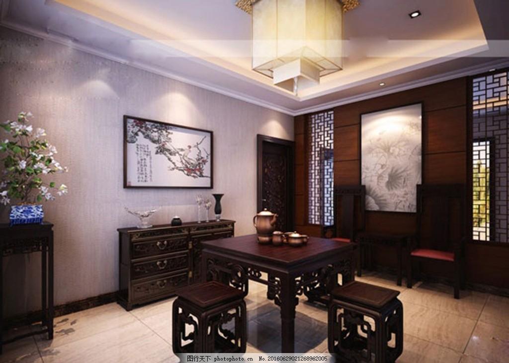 欧式3d模型 欧式客厅 欧式风格 欧式效果图 样板房效果图 设计 3d设计