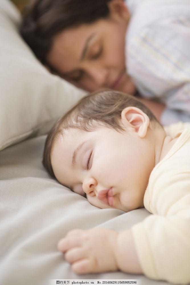 婴儿 宝宝 睡觉 睡姿 沉睡 肉感 天真无邪 可爱 生活人物 人物图片
